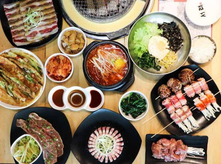 Seorae Korean food enak di PIK via SETHLUI