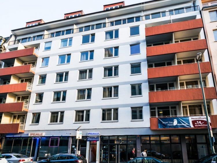 Smart Stay Hotel Frankfurt via Hotelsclick