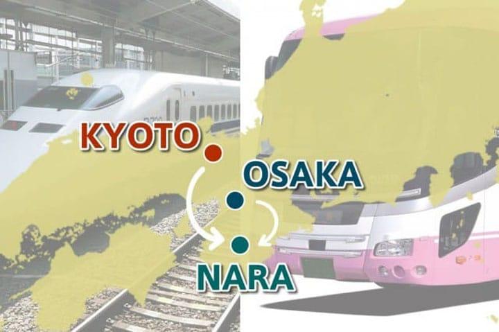 Stasiun Kintetsu Nara via Matcha-Jp