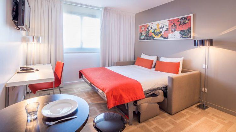 Suasana kamar, via hipark-residences