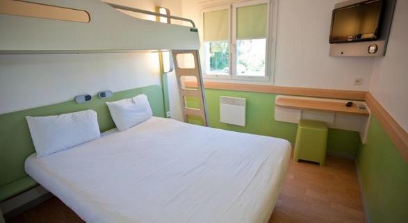 Triple Room, via booking 1