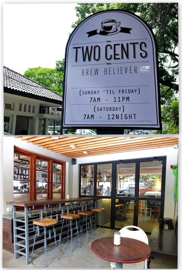 Two Cents Coffee Bandung Foto by Myfunfoodiary